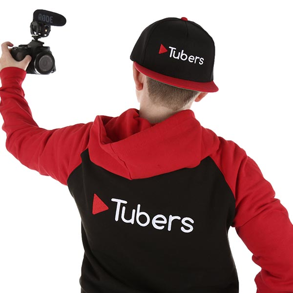 Get Your Swagger On With Tubers T-Shirts, Jackets and Hats!