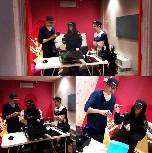 Tubers Academy Exeter. Studio refit, VR suite & Gaming room.