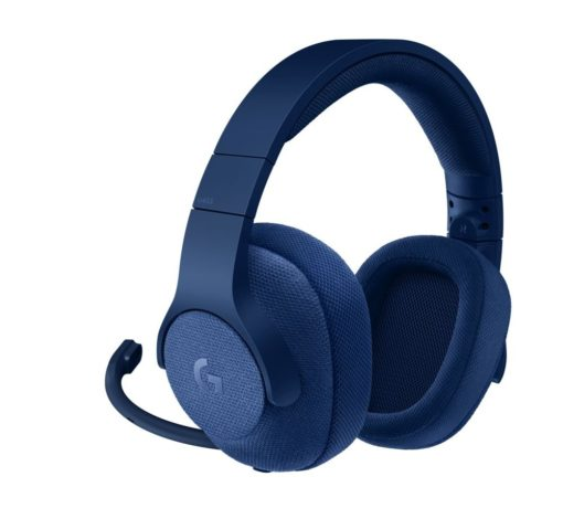 Logitech G433 Gaming Headset Blue